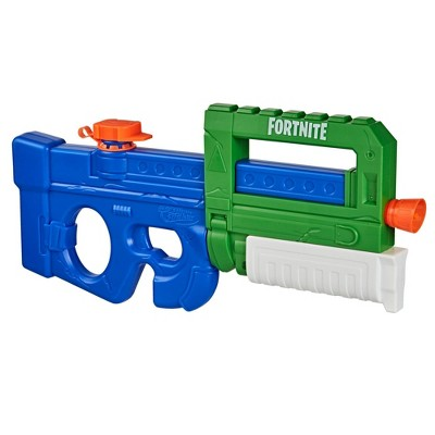NERF Super Soaker Fortnite Compact SMG Water Blaster