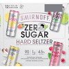 Smirnoff Spiked Sparkling Seltzer Variety Pack - 12pk/12 fl oz Slim Cans - image 3 of 3