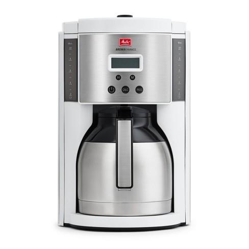 Melitta Aroma Enhance Coffee Maker Thermal Carafe 10 Cup Target
