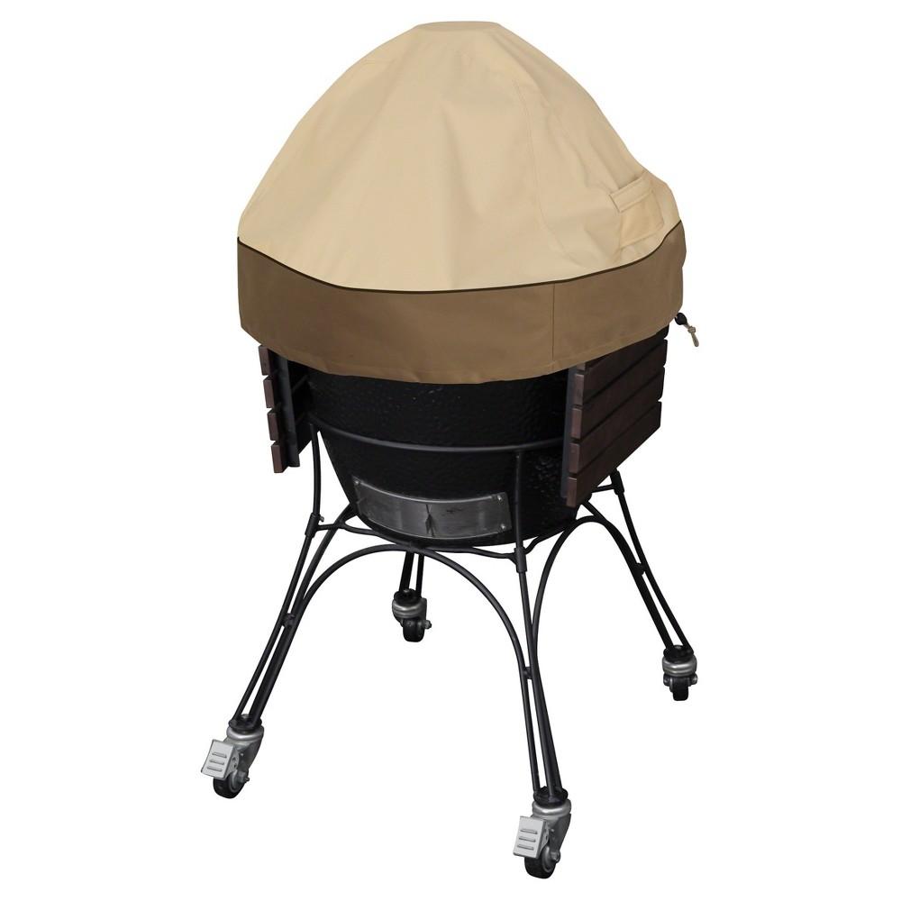 Veranda Ceramic Grill Dome Cover – Pebble – Classic Accessories, Light Pebble 52092587