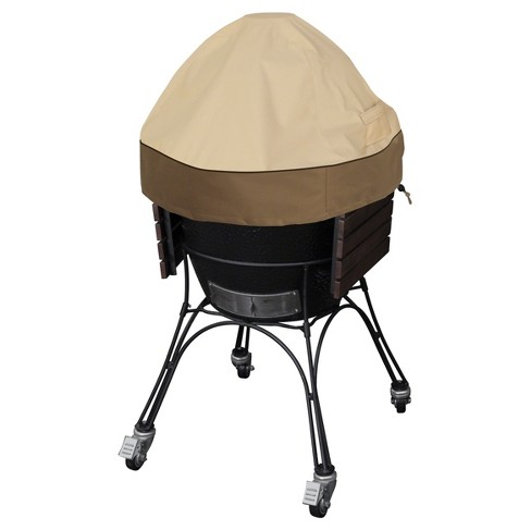 Veranda Ceramic Grill Dome Cover - Pebble - Classic Accessories - image 1 of 5