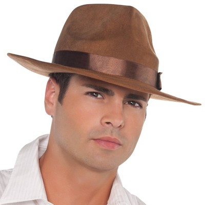 Adult Archaeologist Hat Accessory Halloween Costume