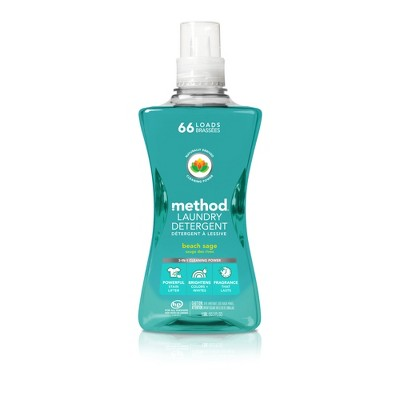 method Beach Sage Laundry Detergent - 53.5 fl oz