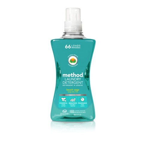 method Beach Sage Laundry Detergent - 53.5 fl oz - image 1 of 4