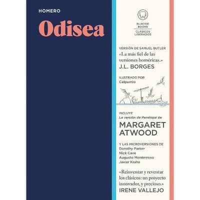 La Odisea / The Odyssey - by  Homero (Paperback)