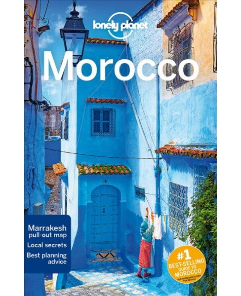 Lonely Planet Morocco -  (Paperback) - image 1 of 1