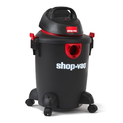 Shop-Vac 6gal 3.0 Peak HP Wet/Dry Vac - Black