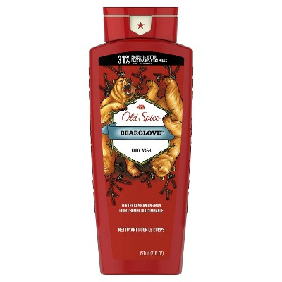 Body Washes & Gels: Old Spice Wild Collection Body Wash