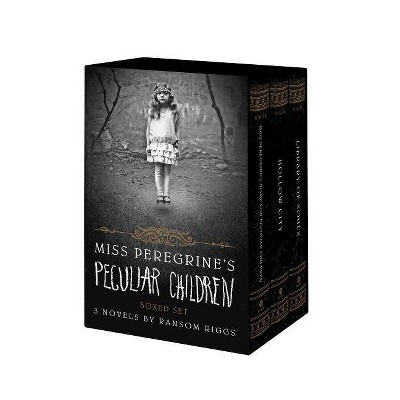 Miss Peregrine's Peculiar Children Boxed Set - by  Ransom Riggs (Mixed Media Product)