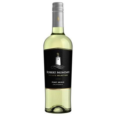 Robert Mondavi Private Selection Pinot Grigio White Wine - 750ml Bottle