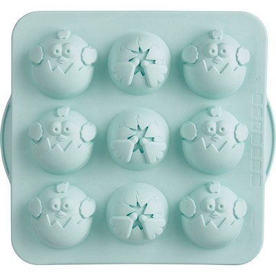 Trudeau Silicone Chicks and Eggs Cupcake Pan