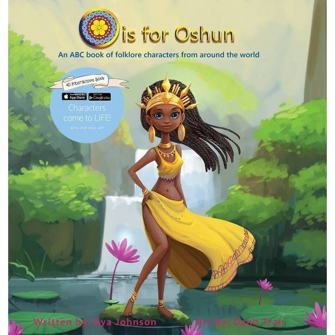 O is for Oshun - by  Kya J Johnson (Hardcover) - image 1 of 1