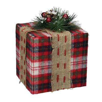 Gift box with bow Big Northlight 8 Target Northlight 8
