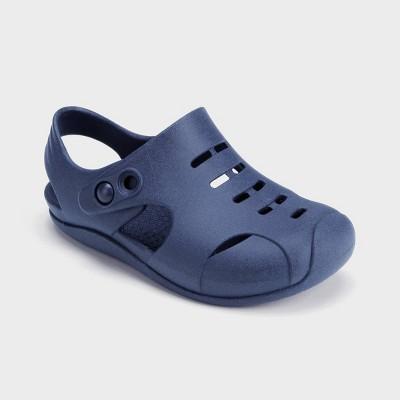 Toddler Boys' Carter Sustainable Sandals - Okabashi Navy