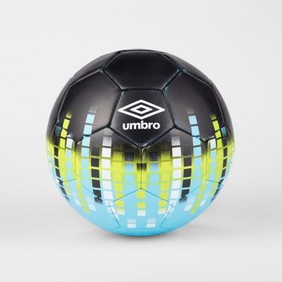 Umbro Podium Size 5 Soccer Ball - Blue/Green