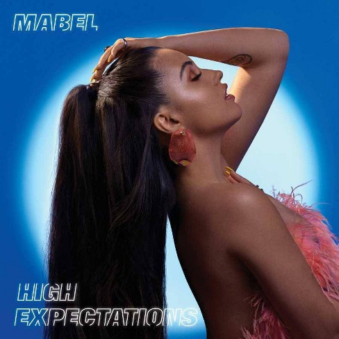 Mabel - High Expectations (EXPLICIT LYRICS) (CD) - image 1 of 1