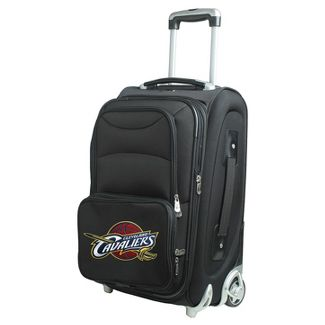 "NBA Cleveland Cavaliers Mojo 21"" Carry On Suitcase"