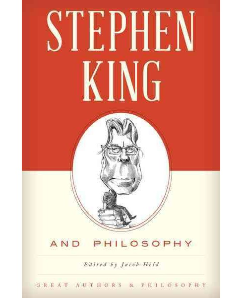 Stephen King and Philosophy (Paperback) - image 1 of 1
