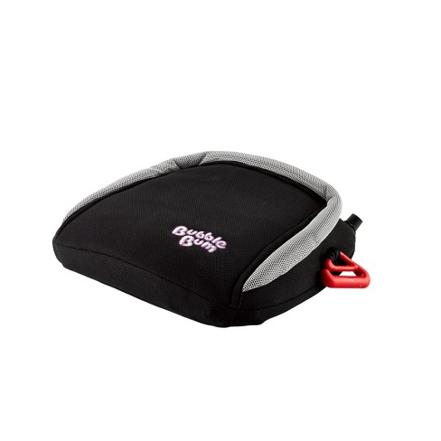 BubbleBum Backless Booster Car Seat - Black - image 1 of 4