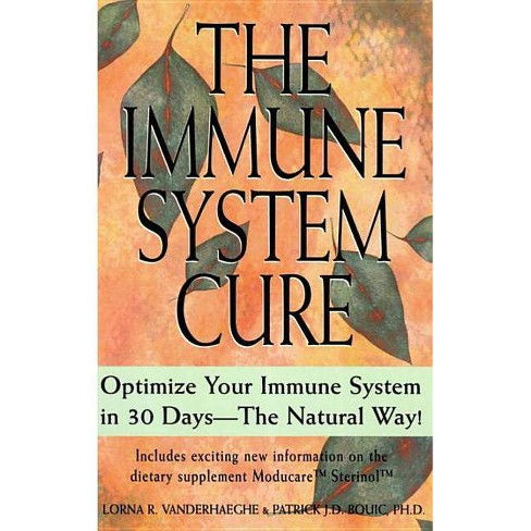 The Immune System Cure - by  Lorna Vanderheaghe (Paperback) - image 1 of 1