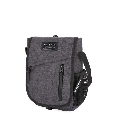 SWISSGEAR Getaway Vertical Travel Bag - Heather Gray   Target 18ad3d1bd3