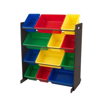 Kidkraft Sort it and Store It Bin - Espresso