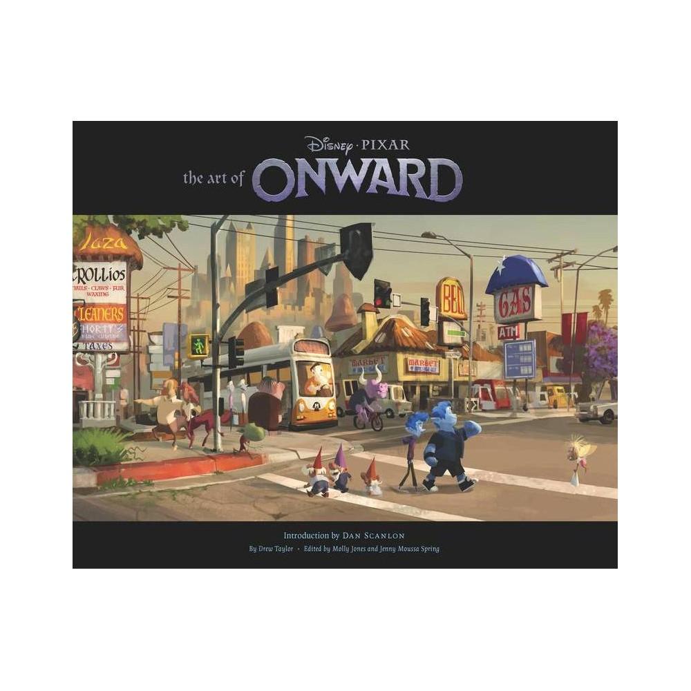 The Art Of Onward Hardcover