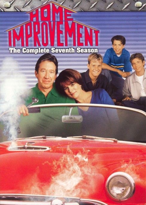Home Improvement: The Complete Seventh Season [3 Discs] - image 1 of 1