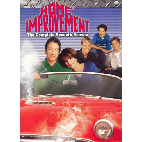 Home Improvement: The Complete Seventh Season (DVD) - image 1 of 1