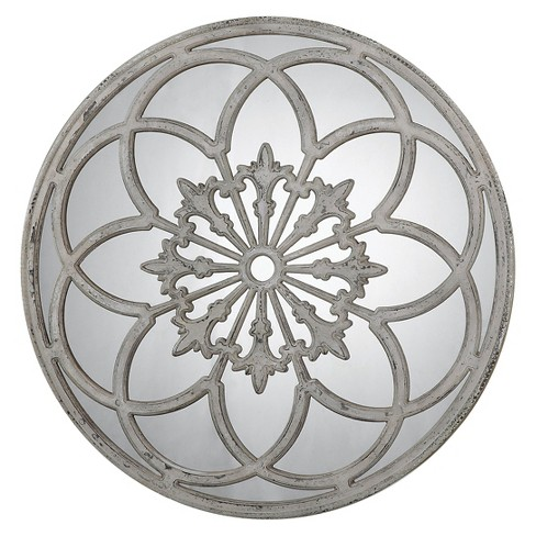 Round Conselyea Decorative Wall Mirror - Uttermost - image 1 of 1