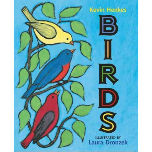 Birds - by  Kevin Henkes (Board_book) - image 1 of 1