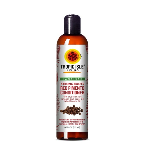 Tropic Isle Living Jamaican Strong Roots Red Pimento Conditioner - 8oz - image 1 of 1