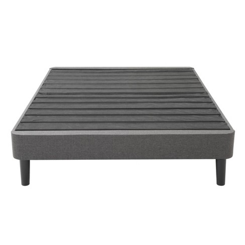 Twin Xl Upholstered Platform Bed Frame With Legs Jubilee Mattress