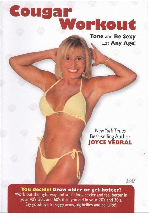 Joyce vedral:Cougar workout tone (DVD) - image 1 of 1