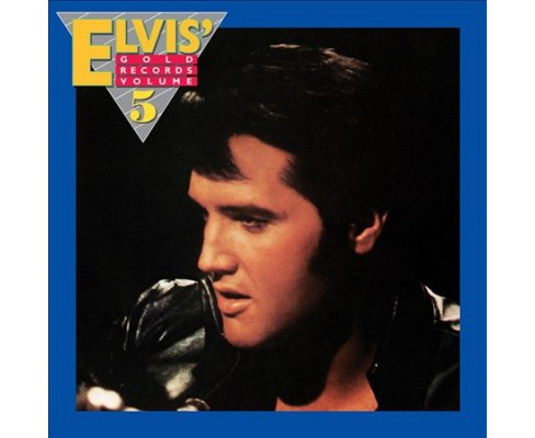 Elvis Presley - Elvis Gold Records Volume 5 (Vinyl) - image 1 of 1