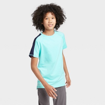 Boys' Short Sleeve Soft Gym T-Shirt - All in Motion™
