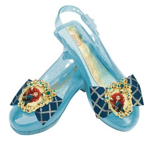 Disney Princess Disney Princess Merida Sparkle Child Shoes - image 1 of 1