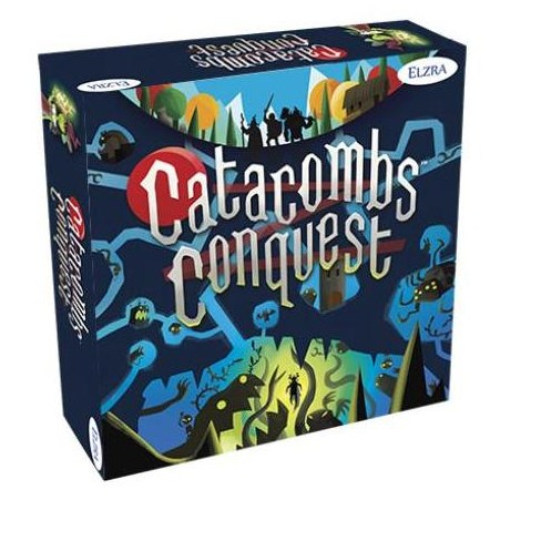 Catacombs - Conquest Expansion Board Game - image 1 of 1