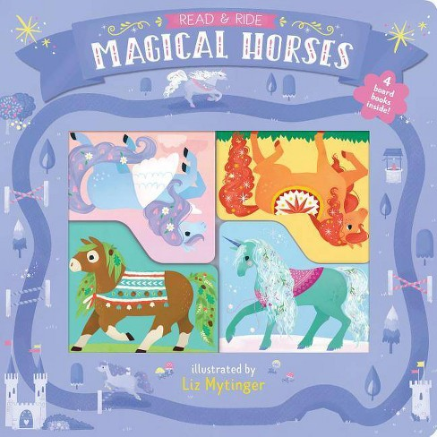 Read & Ride: Magical Horses - by  Chronicle Books (Hardcover) - image 1 of 1