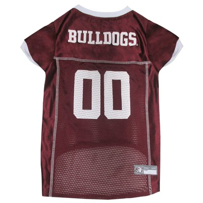NCAA Pets First Mississippi State Bulldogs Mesh Jersey - L