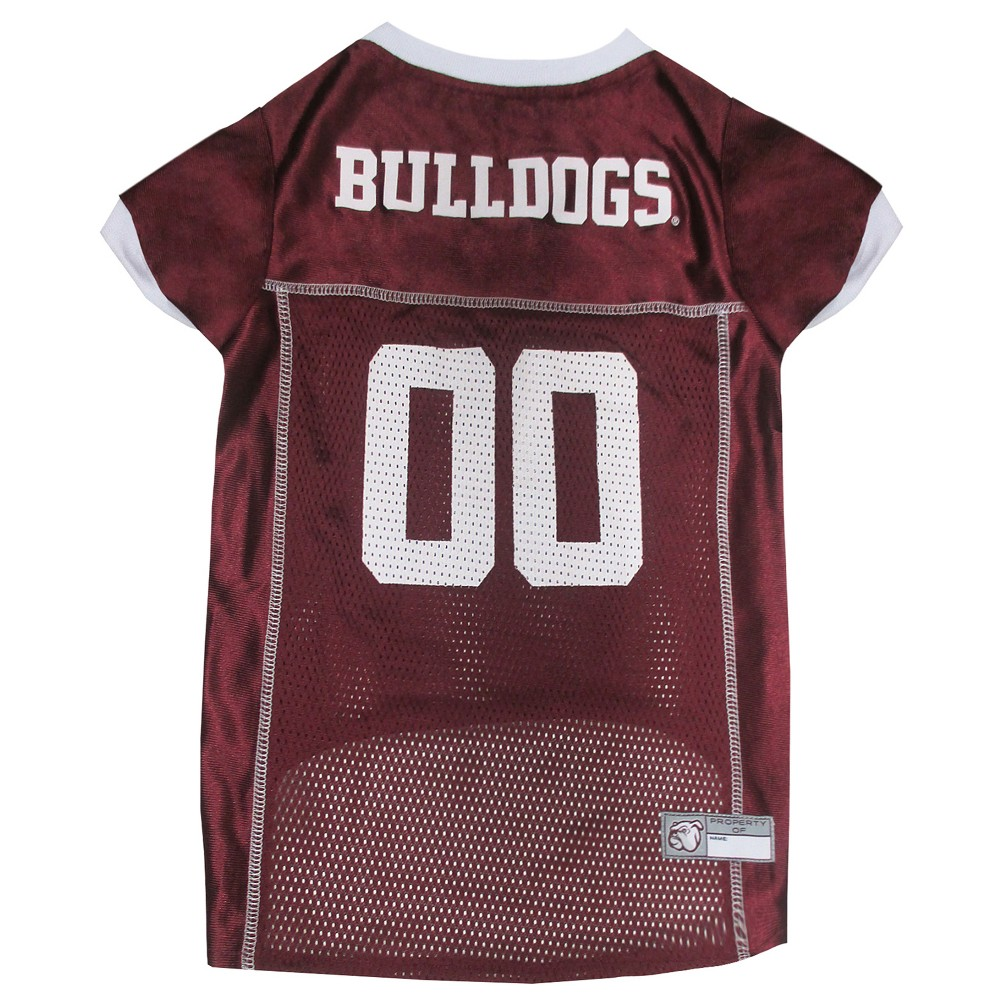 Pets First Mississippi State Bulldogs Mesh Jersey - XL, Multicolored