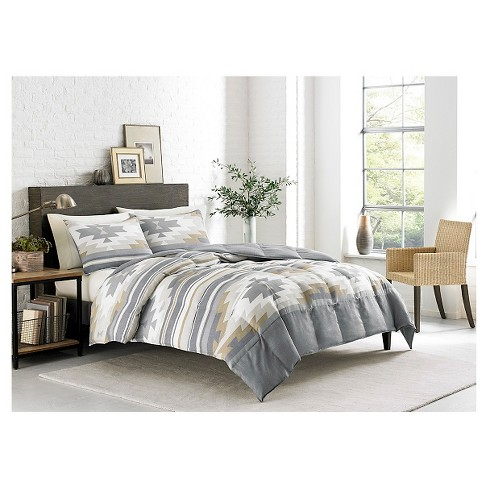 Fidalgo Comforter And Sham Set (Twin) - Eddie Bauer® - image 1 of 3