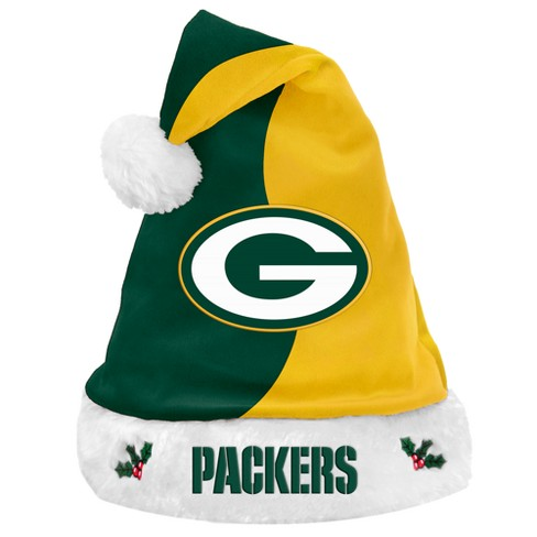 NFL Green Bay Packers Santa Hat   Target a21c89a61