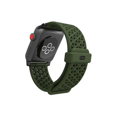 Catalyst Sports Band for 38/40 mm Apple Watch - Army Green / Black