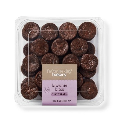 Brownie Bites - 32oz/32ct - Favorite Day™