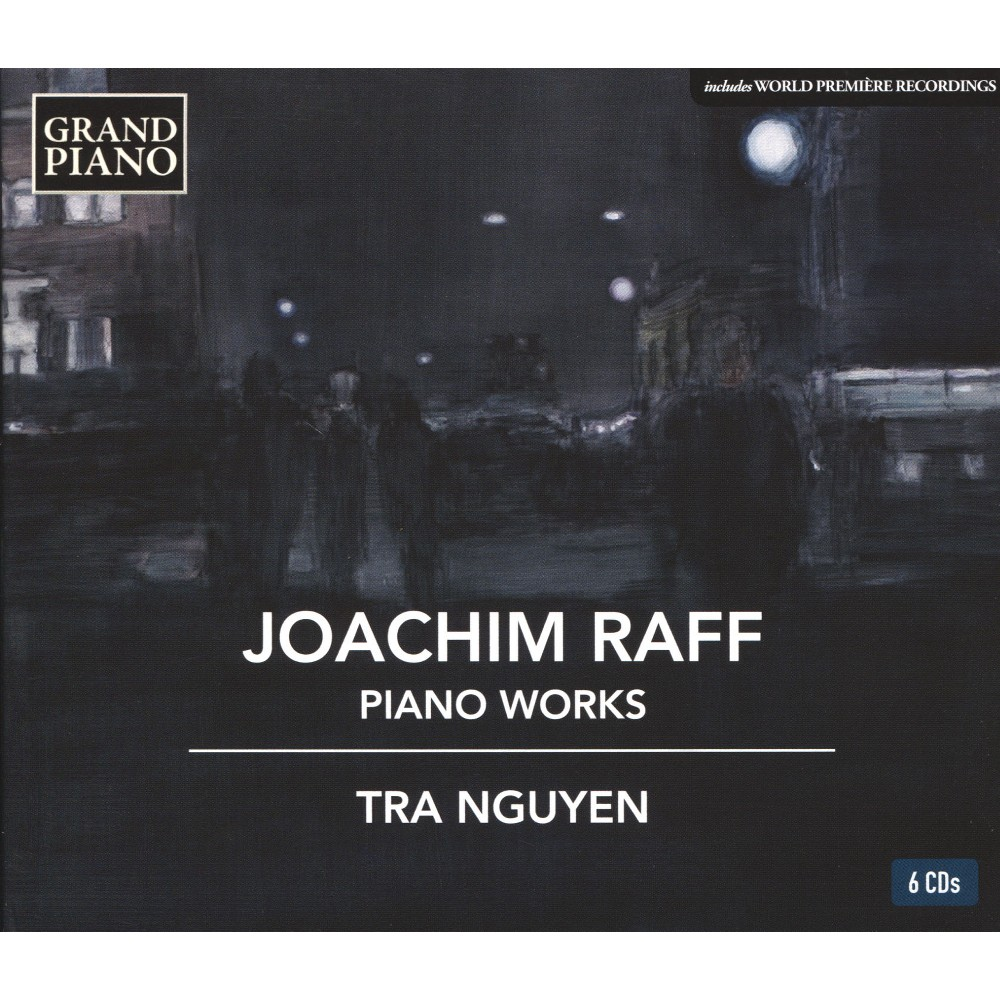 Tra Nguyen - Raff:Piano Works (CD)