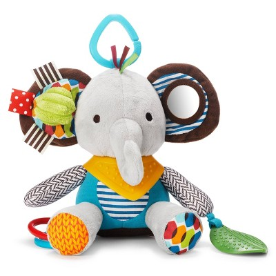 Skip Hop Bandana Buddies Stroller Toy - Elephant