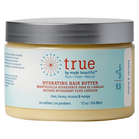 Made beautiful true Hydrating Hair Butter - 12oz - image 1 of 1