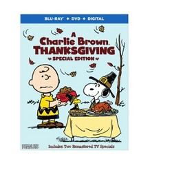 A Charlie Brown Thanksgiving: Special Edition (Blu-Ray)