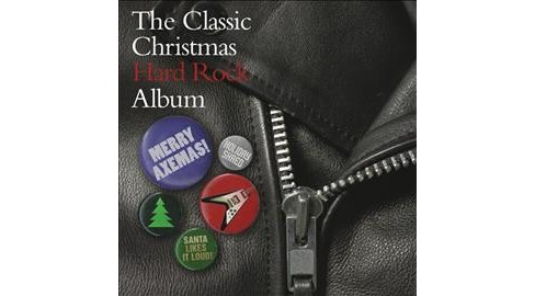 Various - Classic Christmas Album:Hard Rock (CD) - image 1 of 1